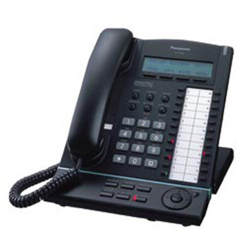 Panasonic KX-T7633-B Digital Super Hybrid Phone