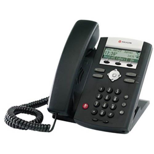 Polycom SoundPoint IP 331 Phone SIP 2201-12365-001