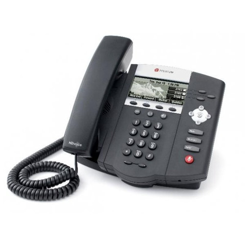 Polycom Soundpoint IP 450 SIP Phone 2200-12450-025