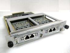 Riverstone Networks G8M-DE1BM-04 Dual WIC Module RS8600