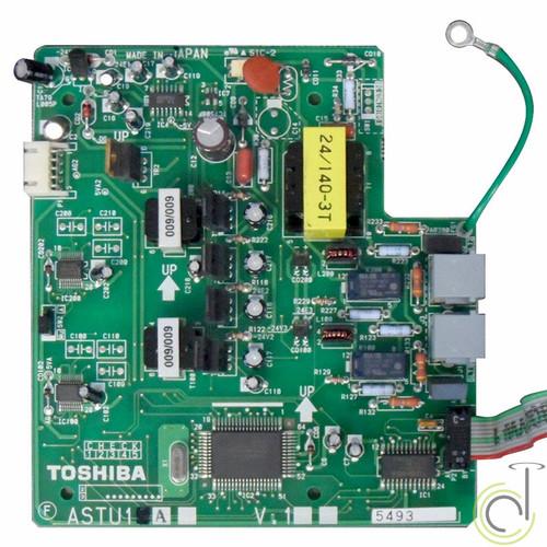 Toshiba ASTU1A V1 2 Port Analog Station Strata Expansion Module