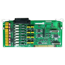 Vodavi Vertical LDK-300 LCOBC XTS 8 Port Loop Start Board
