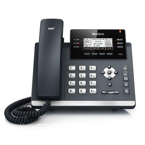 Yealink T42G IP Phone (SIP-T42G)