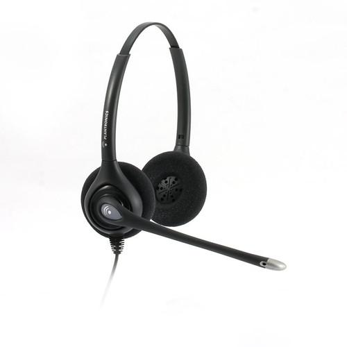 Plantronics HW261N SupraPlus Wired Headset Biaural 64337-31