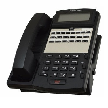 Iwatsu IX-12IPKTD Omega IP Phone