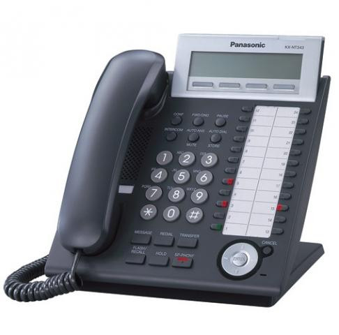 Panasonic Kx Dt343 Digital Display Phone