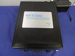 ESI IVX 128E Phone System Expansion Cabinet