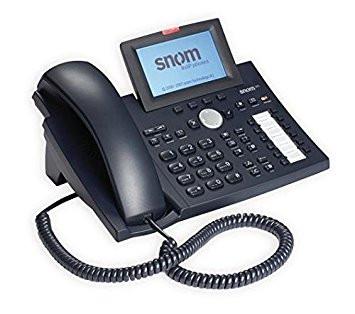 Snom 370 IP Business Desktop SIP Phone 00003039