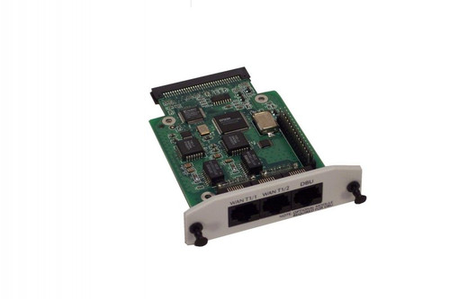 Adtran NetVanta Dual T1/FT1 1200872L1 NIM
