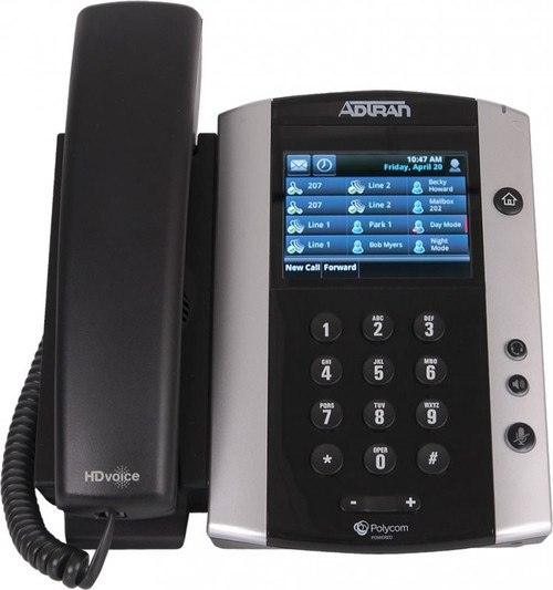 Adtran VVX 500 Polycom IP Phone (1202855G1) - New
