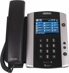 Adtran VVX 500 Polycom IP Phone (1202855G1) - New