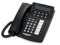 Avaya 6408D+ Digital Phone Gray