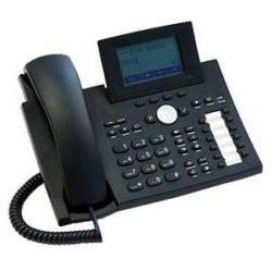 Bizfon BizTouch6 BT6 Biztouch Black Business Corded Phone