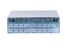 Cisco 3845 Router Dual Power CISCO3845-HSEC/K9