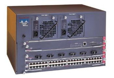 Cisco WS-C4003 16F/64D with WS-X4012 Supervisor