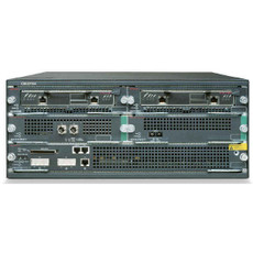Cisco 7304 Router NSE-100 7300-6T3 Dual DC Power