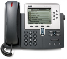 Cisco 7961G-GE Gigabit IP Phone CP-7961G-GE