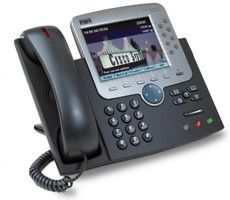 Cisco 7970G IP Phone CP-7970G
