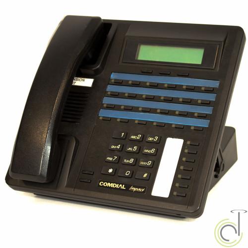 Comdial Impact 8324SJ-FB Black Display Phone