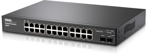 Dell PowerConnect 2824 Gigabit Network Switch