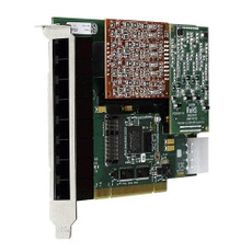 Digium 1A8A04F 8 Port Analog PCI Card