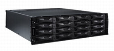 Equallogic PS-5000E SAN with 16x 750GB HDD 2x SATA Control Modules