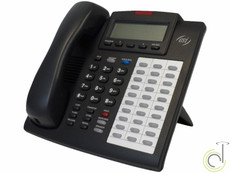 ESI H DFP FD 48 Key Full Duplex Digital Phone Black