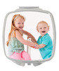 Custom Personalized Compact Makeup Mirror  w/ Your Own Design / Picture / Text| Great Gift