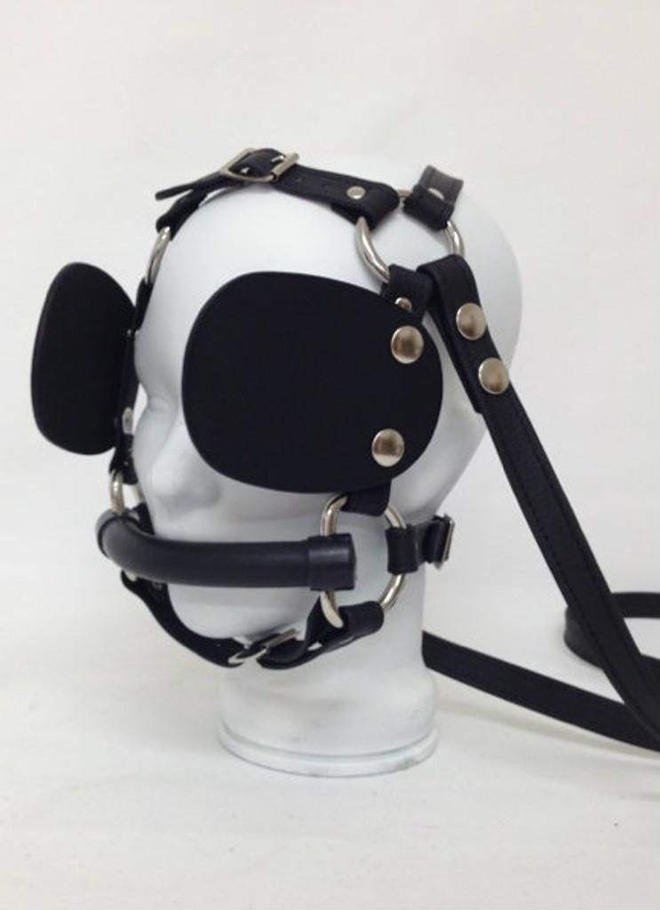 Pony Head Harness