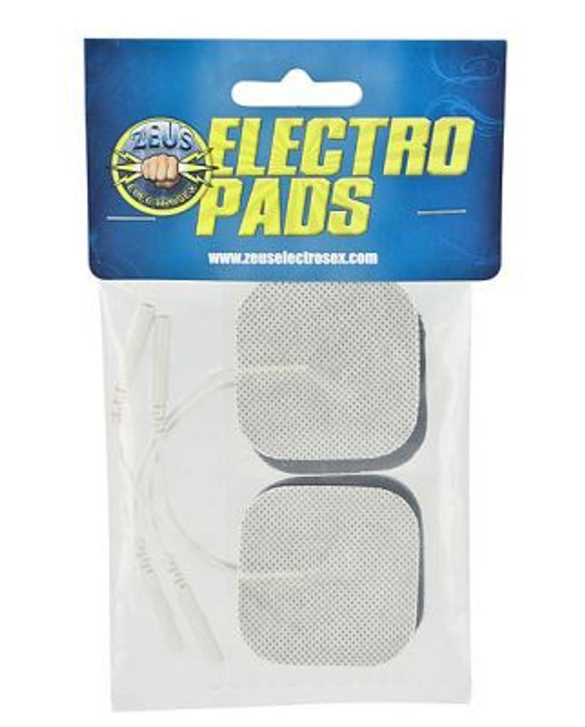 Zeus Electro Pads 4-Pack