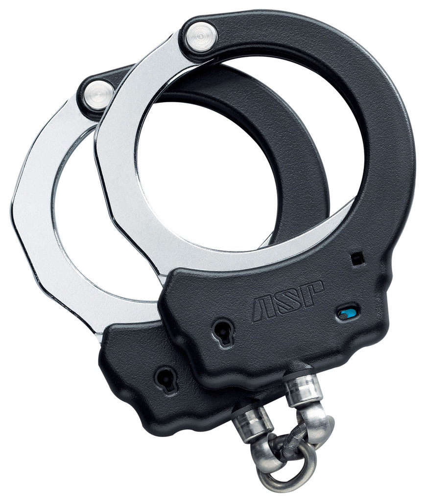 ASP Identifier Handcuffs Arrive at S(A)X Leather