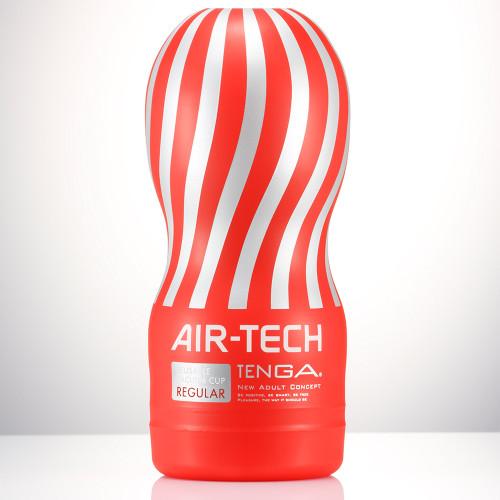 Air-Tech Reusable Vacuum Pump - Red