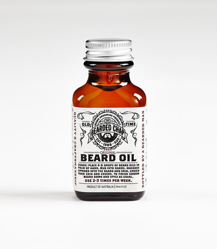 The Bearded Chap Beard Oil - 30ml
