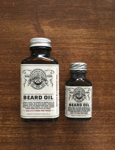 The Bearded Chap Beard Oil - 89ml