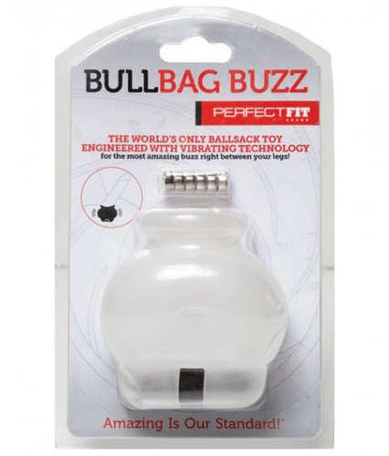 Bull Bag Buzz - Clear