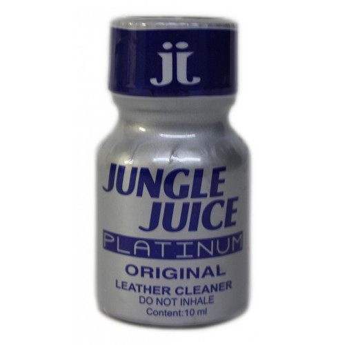 Jungle Juice Platinum - Leather Cleaner 10ml