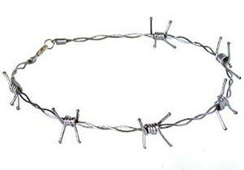 Barb Wire Collar
