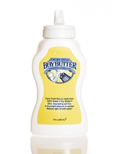 Boy Butter Original Squeeze Tube 9oz