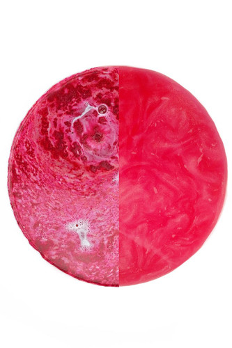 Cherry Bomb Metallic Bath Crush