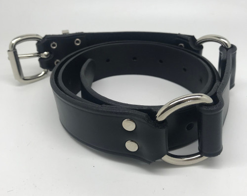 Hobble Belt - 32mm With D-Rings
