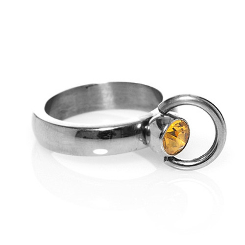 Gemstone O-Ring