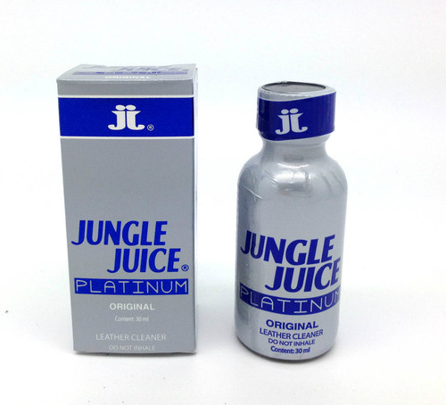 Jungle Juice Platinum - Leather Cleaner 30ml