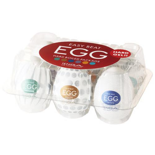 Tenga Variety Pack of 6 New Season Eggs