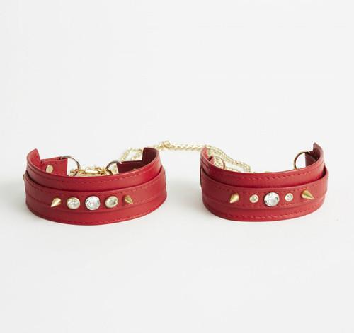 Scarlet Ankle Restraints