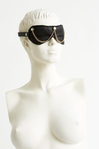 Ebony Blindfold