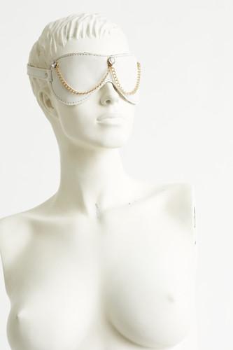 Ivory Blindfold