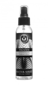 Master Series Frozen Deep Throat Desensitizing Spray
