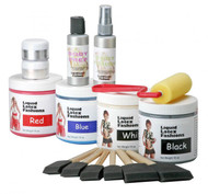 Liquid Latex Body Paint Kit