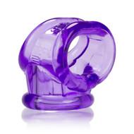 Cocksling-2 Cock & Ball Sling - Purple