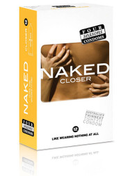 Four Seasons Naked Closer Condoms 12PK